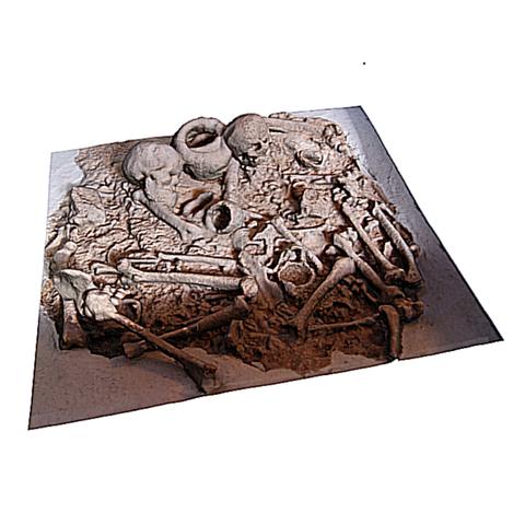 Capture d'écran 2017-11-13 à 16.42.01.png Download free OBJ file Collective burial of Escoural Cave • 3D printing design, MonteMorbase