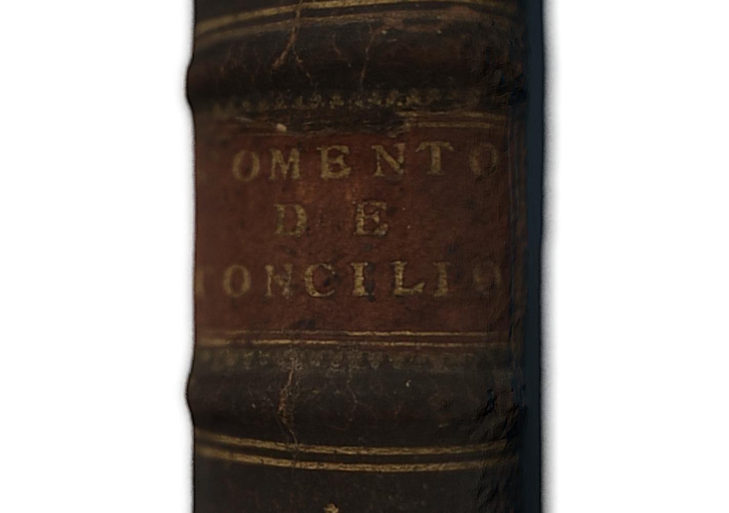 Capture d'écran 2017-11-13 à 18.23.27.png Download free STL file Book of 1739 of the Council of Trent • 3D printable template, MonteMorbase