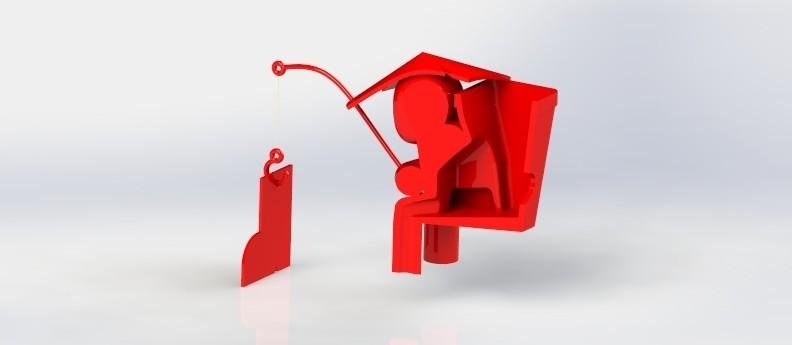 20171112-SINKsherman-17.JPG Download free STL file SINKsherman: Clean Toothbrush Pot • 3D printing object, TayoTayo