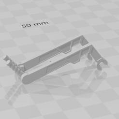 Télécharger fichier impression 3D Star Wars handler Scooter Bike, RobertPujade