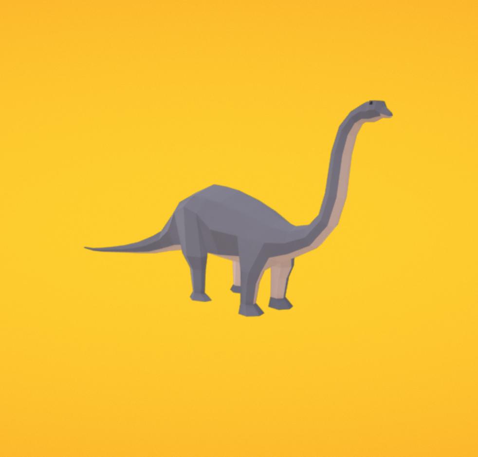 Capture d'écran 2018-01-11 à 19.28.09.png Download free OBJ file Diplodocus • 3D printer design, Colorful3D