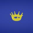 Download free STL files Crown, Colorful3D