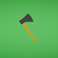 Download free STL file Hatchet, Colorful3D