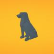 Capture d'écran 2018-01-11 à 17.10.14.png Download free OBJ file Dog • 3D printing model, Colorful3D