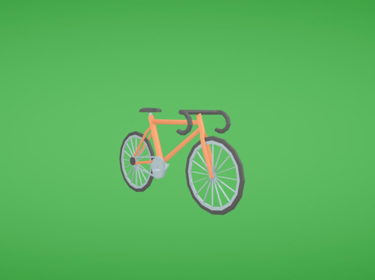 Capture d'écran 2018-01-11 à 15.15.13.png Télécharger fichier OBJ gratuit Bicyclette • Plan pour impression 3D, Colorful3D