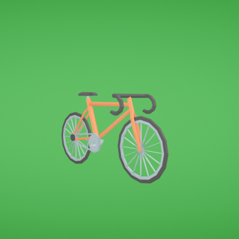 Télécharger fichier STL gratuit Bicyclette, Colorful3D