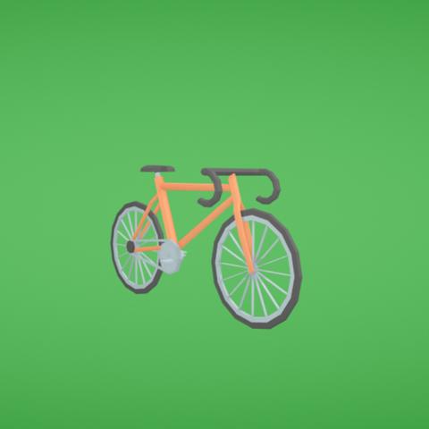 Free STL file Bicycle / Bike, Colorful3D
