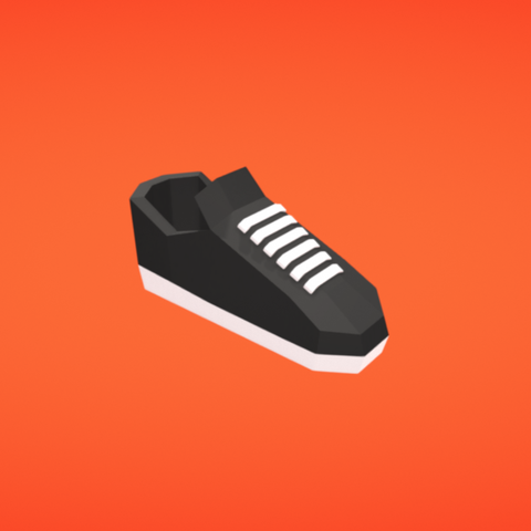 Free Trainer STL file, Colorful3D