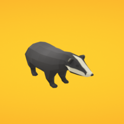 Download free 3D printer designs Badger, Colorful3D