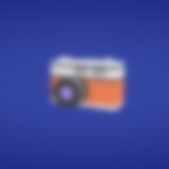Camera.obj Download free OBJ file Camera • 3D print design, Colorful3D