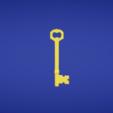 Capture d'écran 2017-11-15 à 14.51.22.png Download free OBJ file Key • 3D printing object, Colorful3D