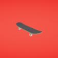 Download free 3D printer model Skateboard, Colorful3D