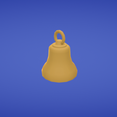 Free 3d printer designs Bell, Colorful3D