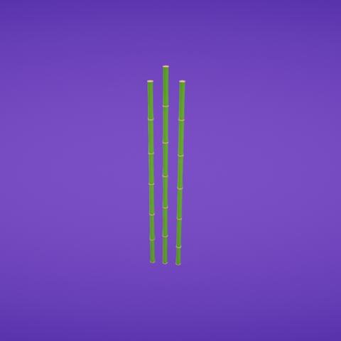 Télécharger STL gratuit Bambou, Colorful3D
