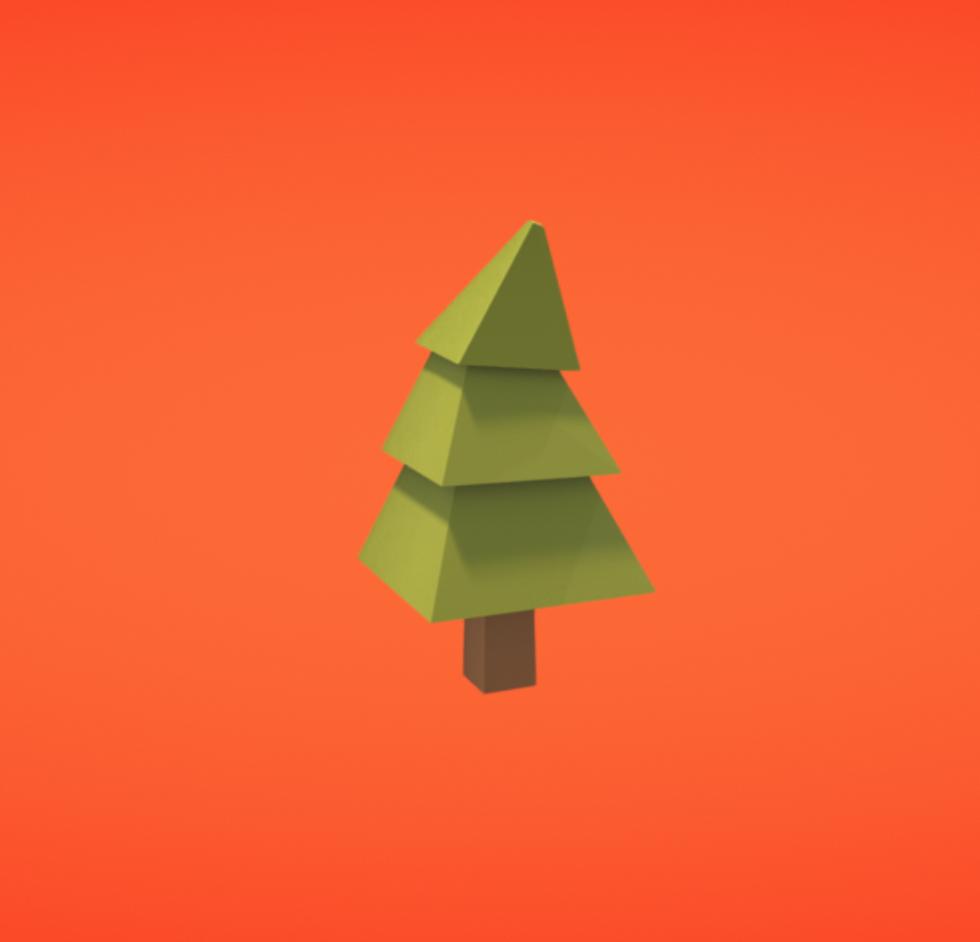Capture d'écran 2017-11-28 à 17.28.17.png Download free OBJ file Pine tree • 3D print model, Colorful3D