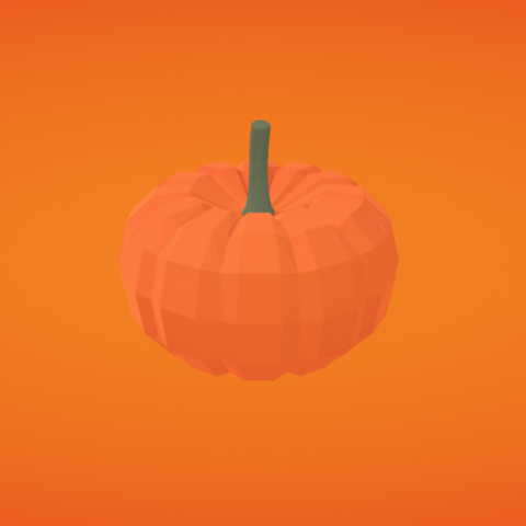 Free 3D printer files Pumpkin, Colorful3D