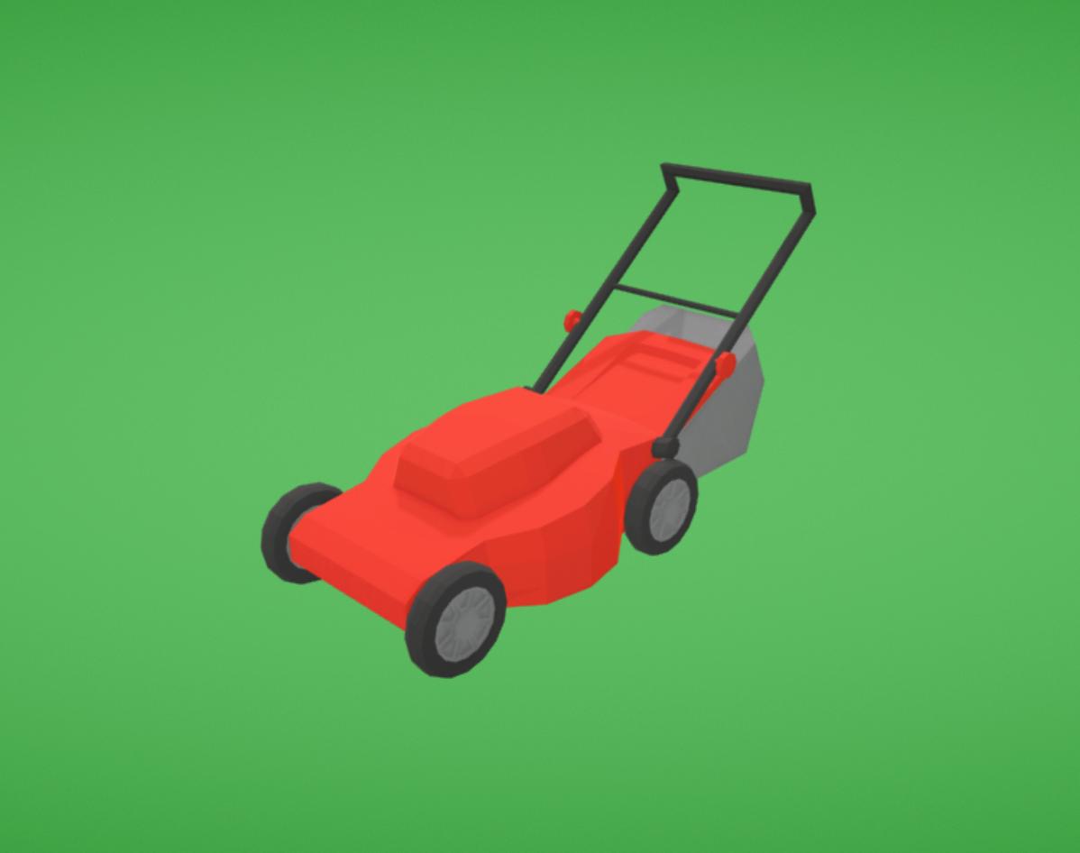 Capture d'écran 2018-01-11 à 15.44.21.png Download free OBJ file Lawn mower • 3D printable design, Colorful3D