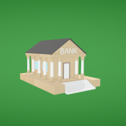 Download free 3D printer model Bank, Colorful3D