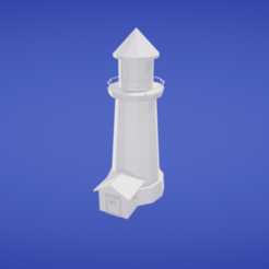 modelo stl gratis Faro, Colorful3D