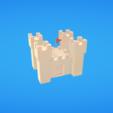 Capture d'écran 2017-11-15 à 12.22.33.png Download free OBJ file Sand castle • 3D printable object, Colorful3D