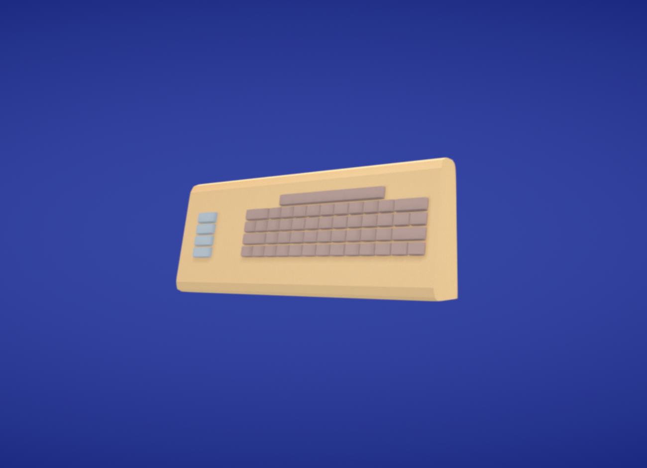 Capture d'écran 2017-11-15 à 11.10.55.png Download free OBJ file Commodore • 3D printable template, Colorful3D
