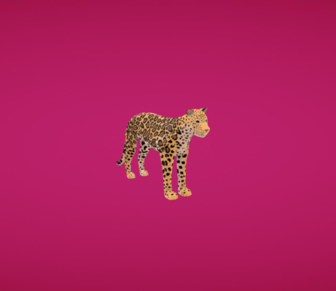 Capture d'écran 2017-11-28 à 16.22.03.png Download free OBJ file Jaguar • 3D printing model, Colorful3D