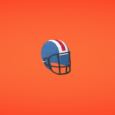 Capture d'écran 2017-11-30 à 15.46.05.png Download free OBJ file Football helmet • 3D print template, Colorful3D