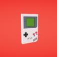 Capture d'écran 2017-11-28 à 16.06.14.png Download free OBJ file Gameboy • 3D printable design, Colorful3D