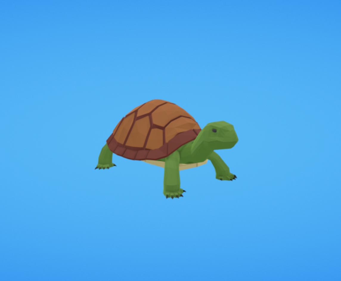 Capture d'écran 2017-11-15 à 12.20.48.png Download free OBJ file Turtle • 3D print model, Colorful3D
