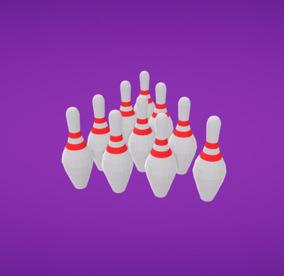 Capture d'écran 2018-01-11 à 18.13.31.png Download free OBJ file Bowling pins • 3D printer object, Colorful3D