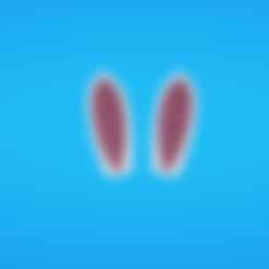 Free 3D printer designs Rabbit ears, Colorful3D