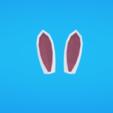 Capture d'écran 2017-11-28 à 16.56.00.png Download free OBJ file Rabbit ears • 3D print object, Colorful3D