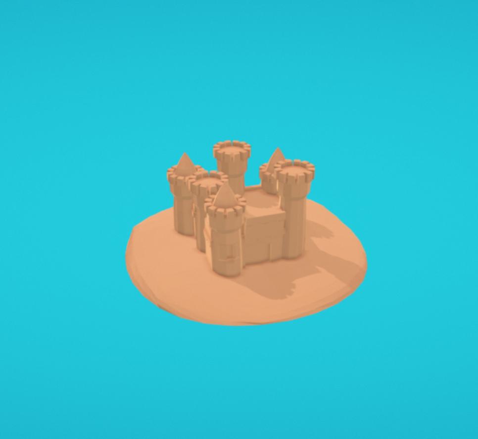 Capture d'écran 2017-11-15 à 17.23.30.png Télécharger fichier OBJ gratuit Château de sable • Objet à imprimer en 3D, Colorful3D