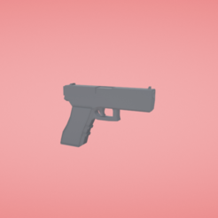Download free 3D printer files Gun, Colorful3D
