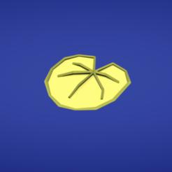 Télécharger fichier impression 3D gratuit Lily pad, Colorful3D