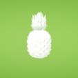 Capture d'écran 2018-01-11 à 17.16.08.png Download free OBJ file Pineapple • 3D printer design, Colorful3D