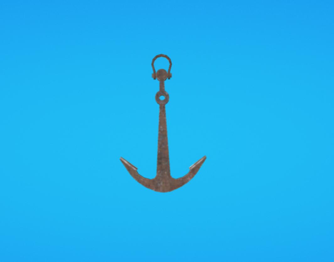 Capture d'écran 2018-01-11 à 16.37.27.png Download free OBJ file Anchor • 3D printable model, Colorful3D