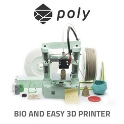 Free 3d printer model Poly 3D Printer Frame, Poly