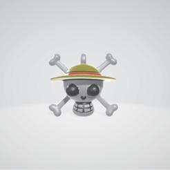 Télécharger modèle 3D gratuit Strawhat Pirate, vinaykr15