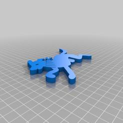 Download free 3D printer templates Matapacos, Psukez
