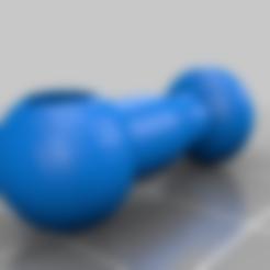Download free STL file Spider Blackwidow Holster Keychain Adapter • 3D printable design, BestJuleah3D