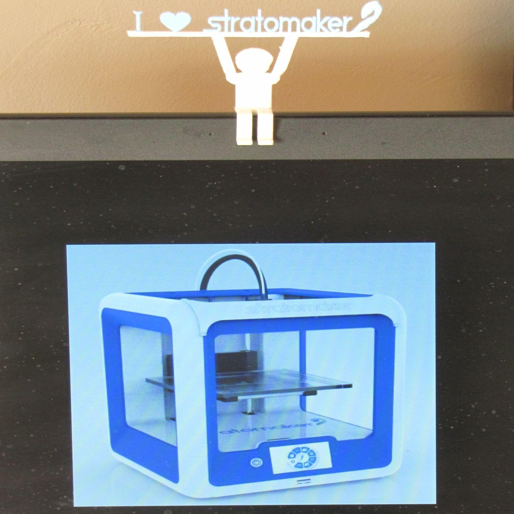 Stratomaker Bonhomme 1.jpg Download free STL file Little man • 3D print template, Jean17