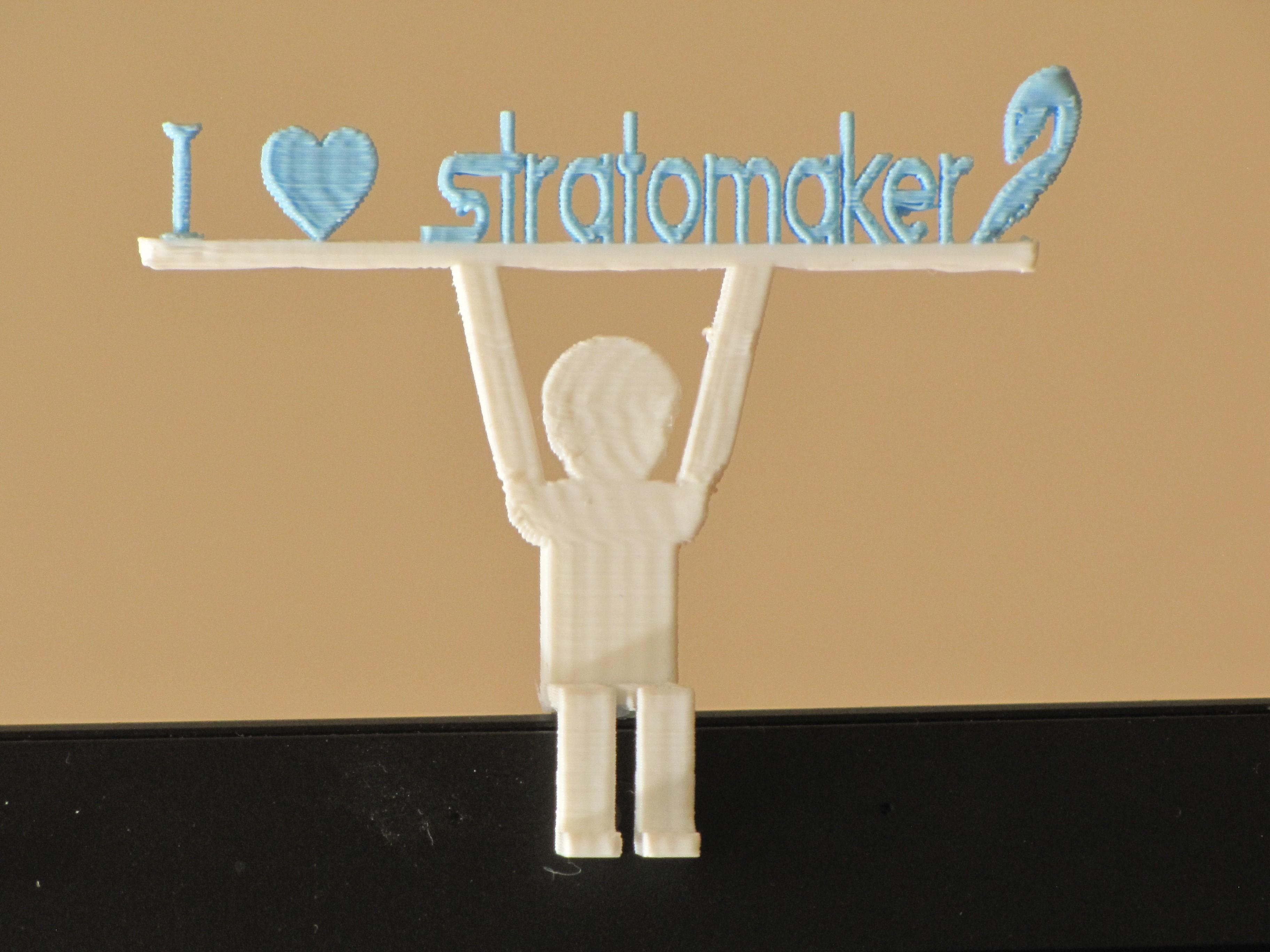 Stratomaker Bonhomme 2.JPG Download free STL file Little man • 3D print template, Jean17