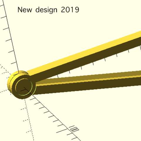 clip.png Download free STL file BAG CLIP - New 2019 Design • 3D printing design, atornago