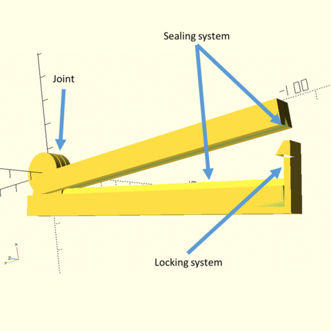 05Info.png Download free STL file BAG CLIP - New 2019 Design • 3D printing design, atornago