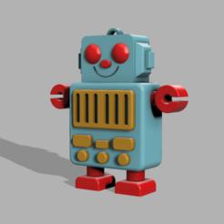 Download 3D printer model Marmalade Boy Robot, CamilaVivanco