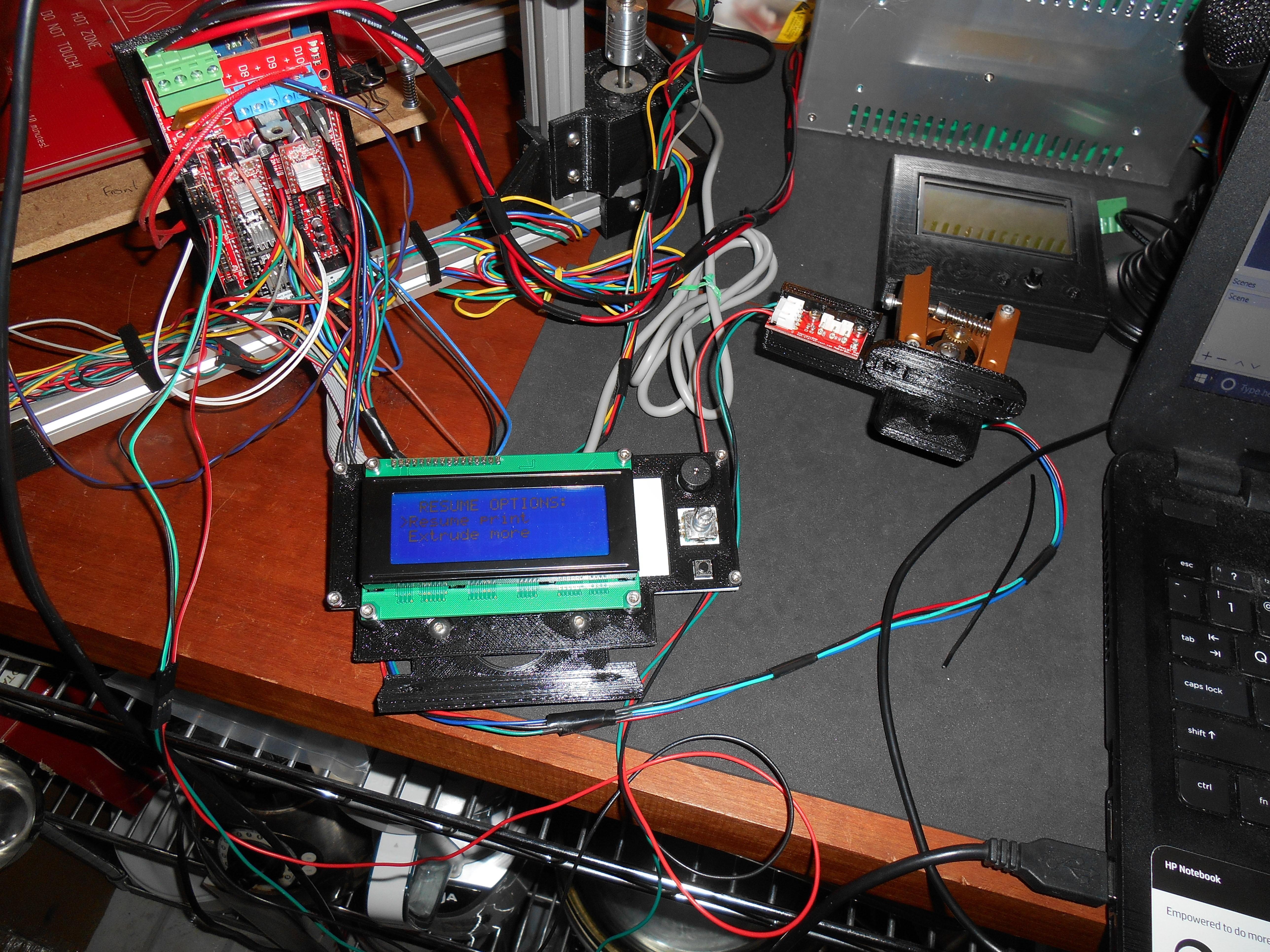 DSCN0327.JPG Download free STL file Mechanical Endstop runout sensor and configuration tutorial • Model to 3D print, EdBraiman