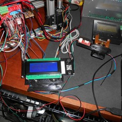 Free Mechanical Endstop runout sensor and configuration tutorial 3D printer file, EdBraiman