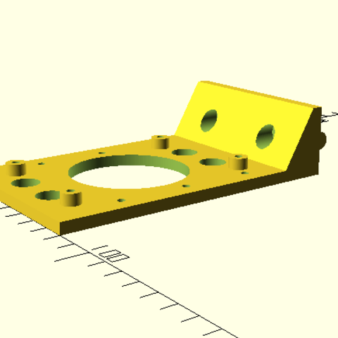 RAMPS_3030.png Download free STL file RAMPS 1.4 3030 holder and tutorials • 3D printer object, EdBraiman