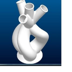 Download free 3D printer designs Vase, Luci